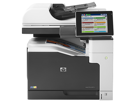 Hp laserjet 700 color mfp m775 printer driver (download) windows / mac.