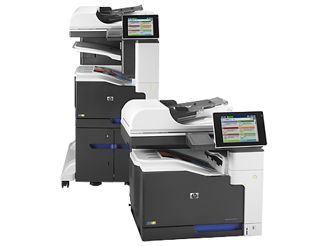 МФП серии HP LaserJet Enterprise 700 color M775