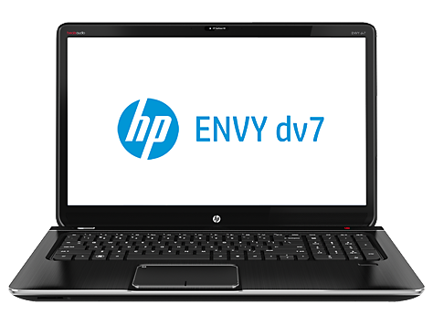 HP ENVY dv7-7200 Quad Edition notebook pc-serien