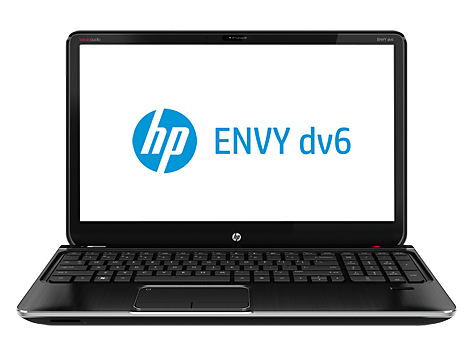 HP ENVY dv6-7200 Quad Edition Notebook PC-serien