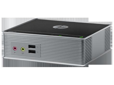 HP t310 Zero-klient