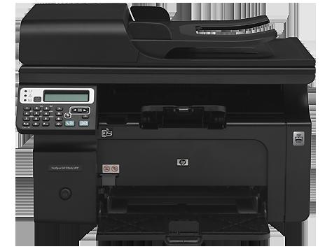 HP HotSpot LaserJet Pro M1218nfs MFP series