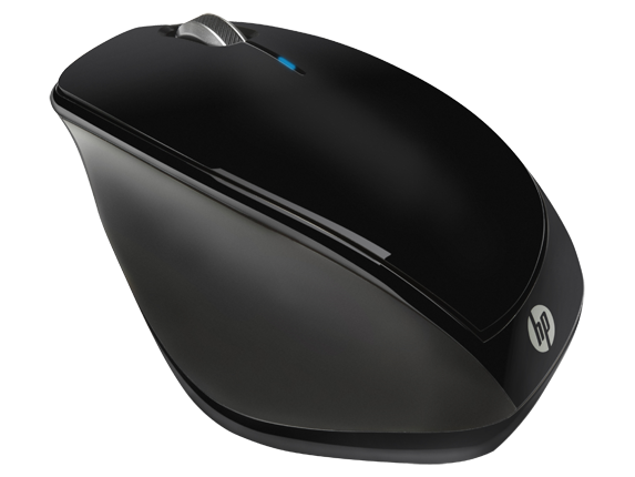 HP X4500 Wireless (Black) Mouse