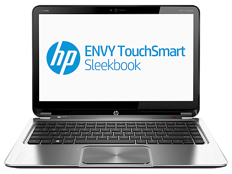 Sleekbook HP Envy TouchSmart 4-1200