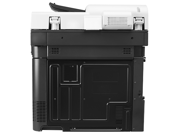 HP LaserJet Enterprise 500 color MFP M575f - Rear