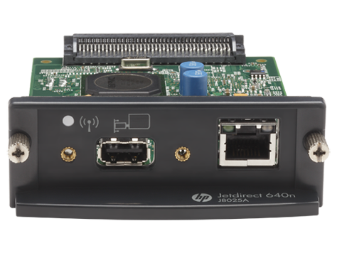 Serie server di stampa HP Jetdirect 640n