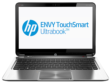 Notebook HP ENVY TouchSmart 4-1200 Ultrabook
