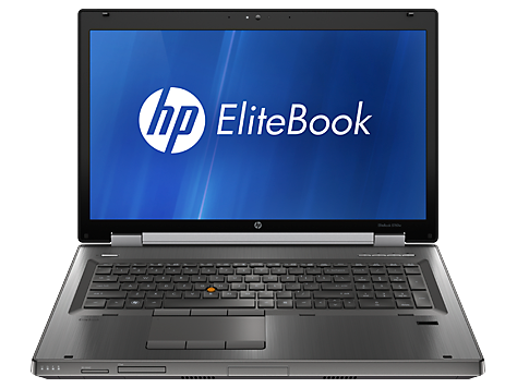 Station de travail mobile HP EliteBook 8760w