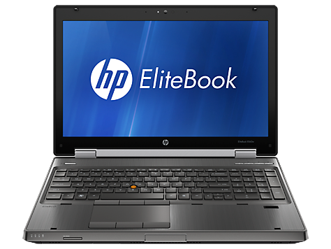 תחנת עבודה HP EliteBook 8560w Mobile
