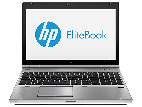 HP EliteBook 8570p bærbar PC