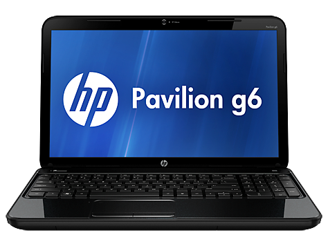 HP Pavilion g6-2300 Select Edition Notebook PC series