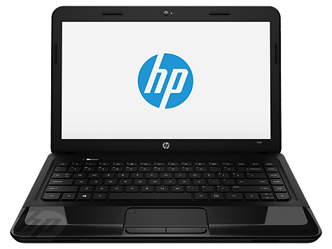 HP 1000-1b00 notebooksorozat