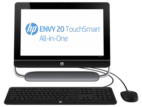 HP ENVY 20-d100 Touch All-in-One desktopserie