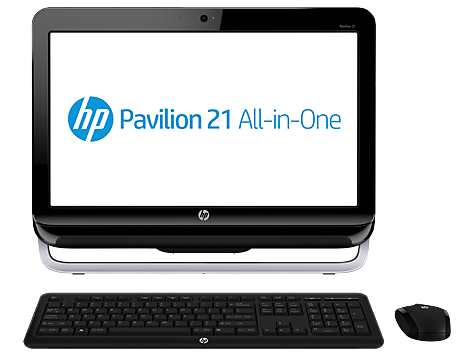 HP Pavilion 21-A100 All-in-One Desktop-PC-Serie