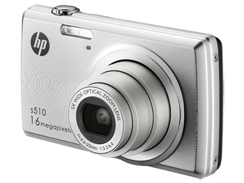 HP s510 Digital Camera