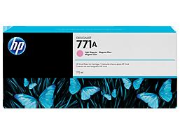 HP 771A 775-ml Light Magenta DesignJet Ink Cartridge