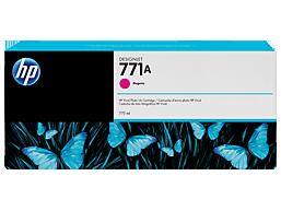 HP 771A 775-ml Magenta DesignJet Ink Cartridge