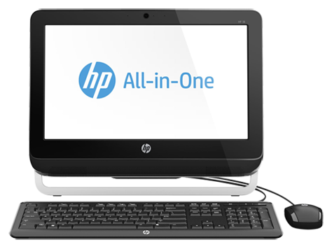 HP 18-1200 All-in-One Stasjonær PC-serien