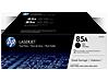HP 85A 2-pack Black Original LaserJet Toner Cartridges, CE285D