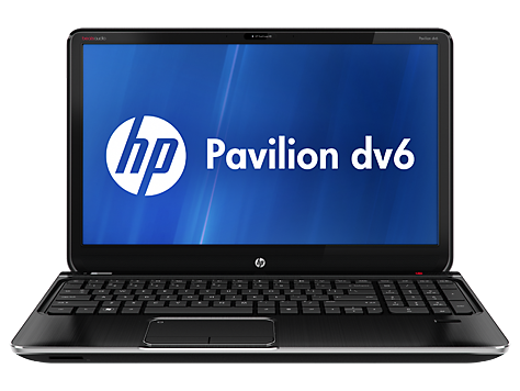 PC notebook HP Pavilion Entertainment série dv6-7100