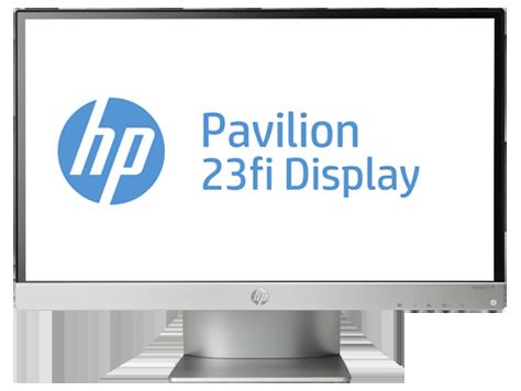 HP Pavilion 23fi 対角23インチIPS LEDバックライト付きモニター