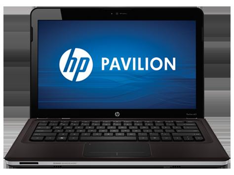 HP Pavilion dv3-4300 娛樂筆記型電腦系列
