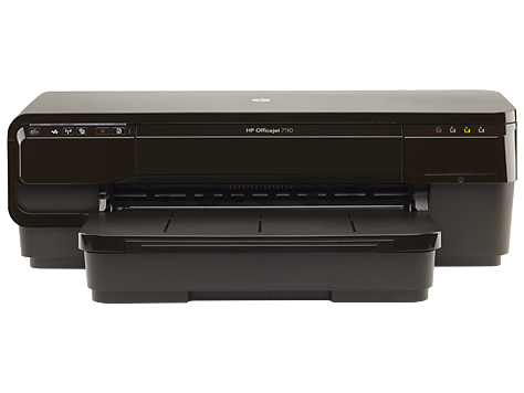 ePrinter HP Officejet serie 7110 de formato ancho - H812