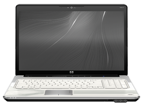 HP Pavilion dv7-2300 Entertainment notebook pc-serien