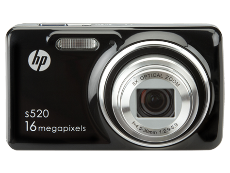 HP s520 Digital Camera