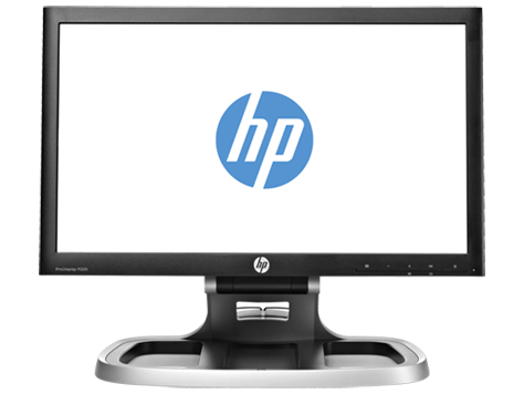 HP ProDisplay P201i 20-inch LED Backlit Monitor