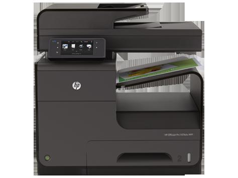Stampante multifunzione HP Officejet Pro X576dw