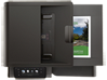 HP Officejet Pro X476dn Multifunction Printer - Top view closed