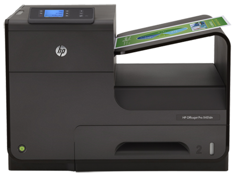 HP Officejet Pro X451 Printer series