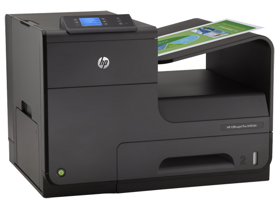 HP Officejet Pro X451dn Printer
