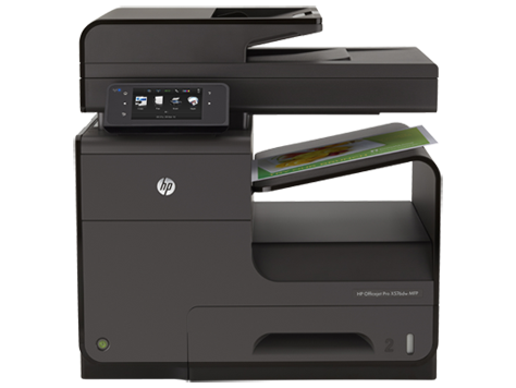 HP Officejet Pro X576 Multifunktionsdruckerserie