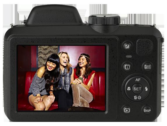 HP d3500 Digital Camera