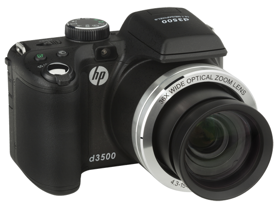 HP d3500 Digital Camera