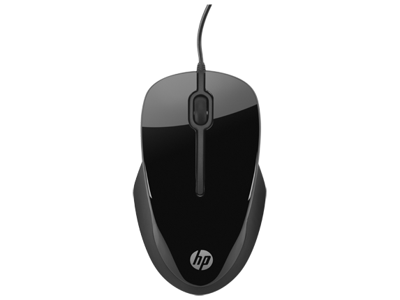 HP X1500 Mouse - Center