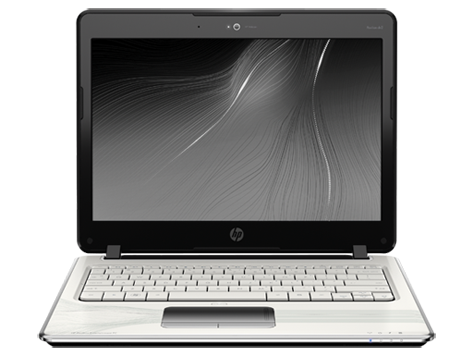 HP Pavilion dv2-1200 Entertainment Notebook serie