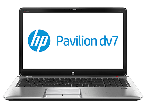 HP ENVY dv7-7300 Quad Edition Notebook PC-serien