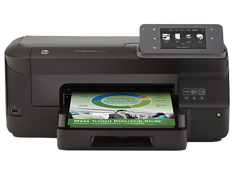 HP Officejet Pro 251dw Printer series