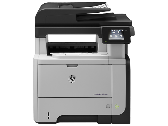 HP LaserJet Pro MFP M521dn - Center