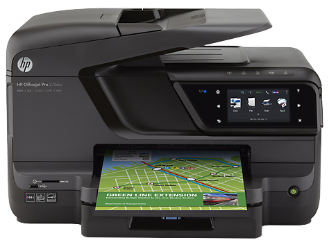 HP Officejet Pro 276DW Multifunktionsdruckerserie