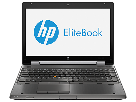 HP EliteBook 8730w Mobile Workstation Broadcom WLAN XP