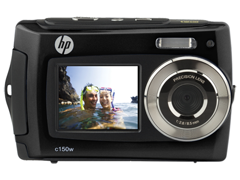 HP c150w digitale camera