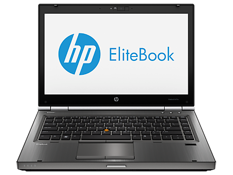 HP EliteBook 8470w mobiel workstation