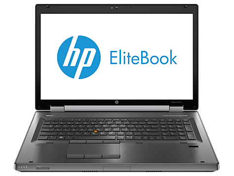 HP EliteBook 8770w mobiel workstation