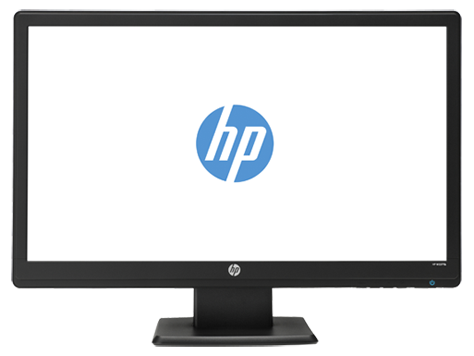 HP W2371b 23-inch LED Backlit LCD Monitor