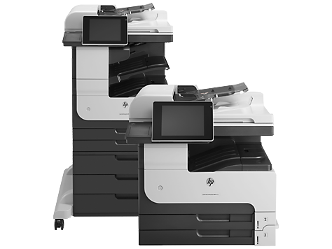 HP LaserJet Enterprise MFP M725 series
