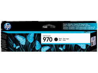 HP 970 Ink Cartridges